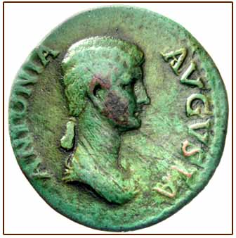Antonia - dupondio