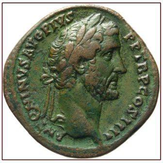 Antoninus Pius (138 - 161 d.C.)