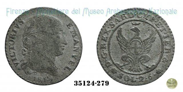 2,6 Soldi 1815 (Torino)