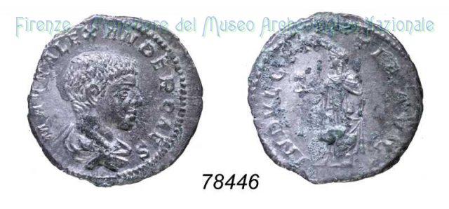 INDVLGENTIA AVG - Ric. 2 (Vol. IV, 2) 221-222AD (Roma)