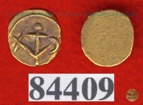 Ancora / senza tipo (HN Italy -) 400BC (Pupluna)