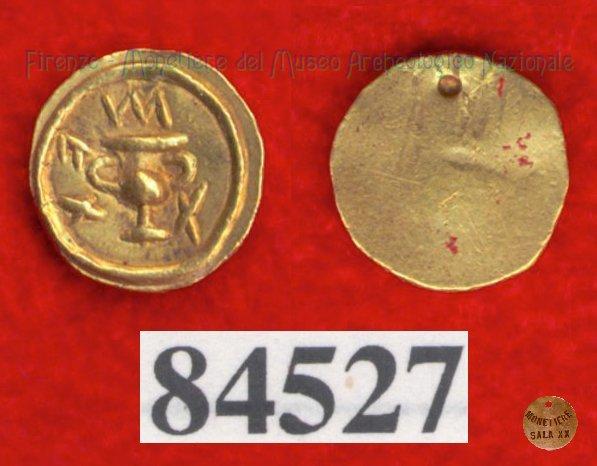 Cratere / senza tipo (HN Italy -) 400BC (Pupluna)