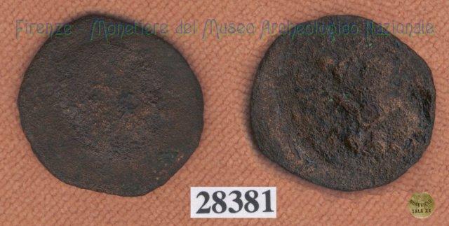 Testa di Menrva / Civetta (HN Italy 186) 400BC (Pupluna)